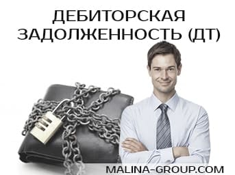 Дебиторская задолженность (Дт)