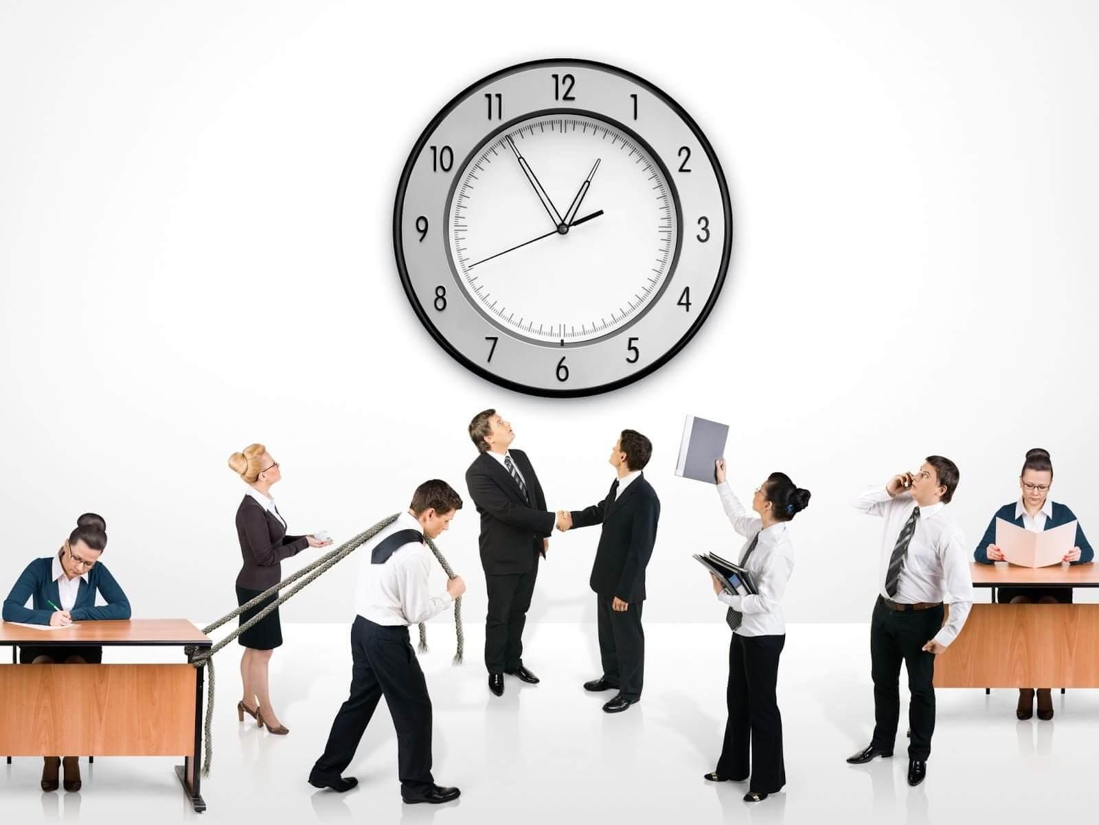 Основания для пересмотра норм труда