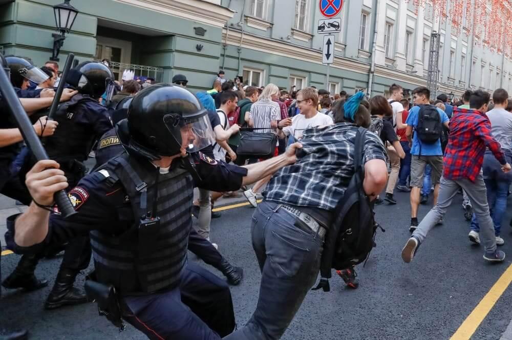 Самосуд в России