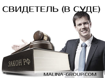 Свидетель (в суде)