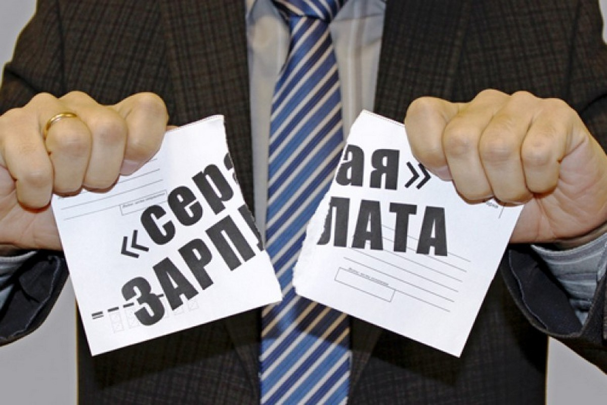 Как налоговая узнает о серой заработной плате в организации