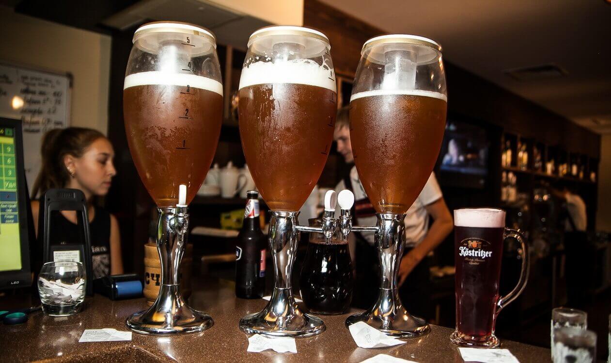 Как доставлять пиво на дом