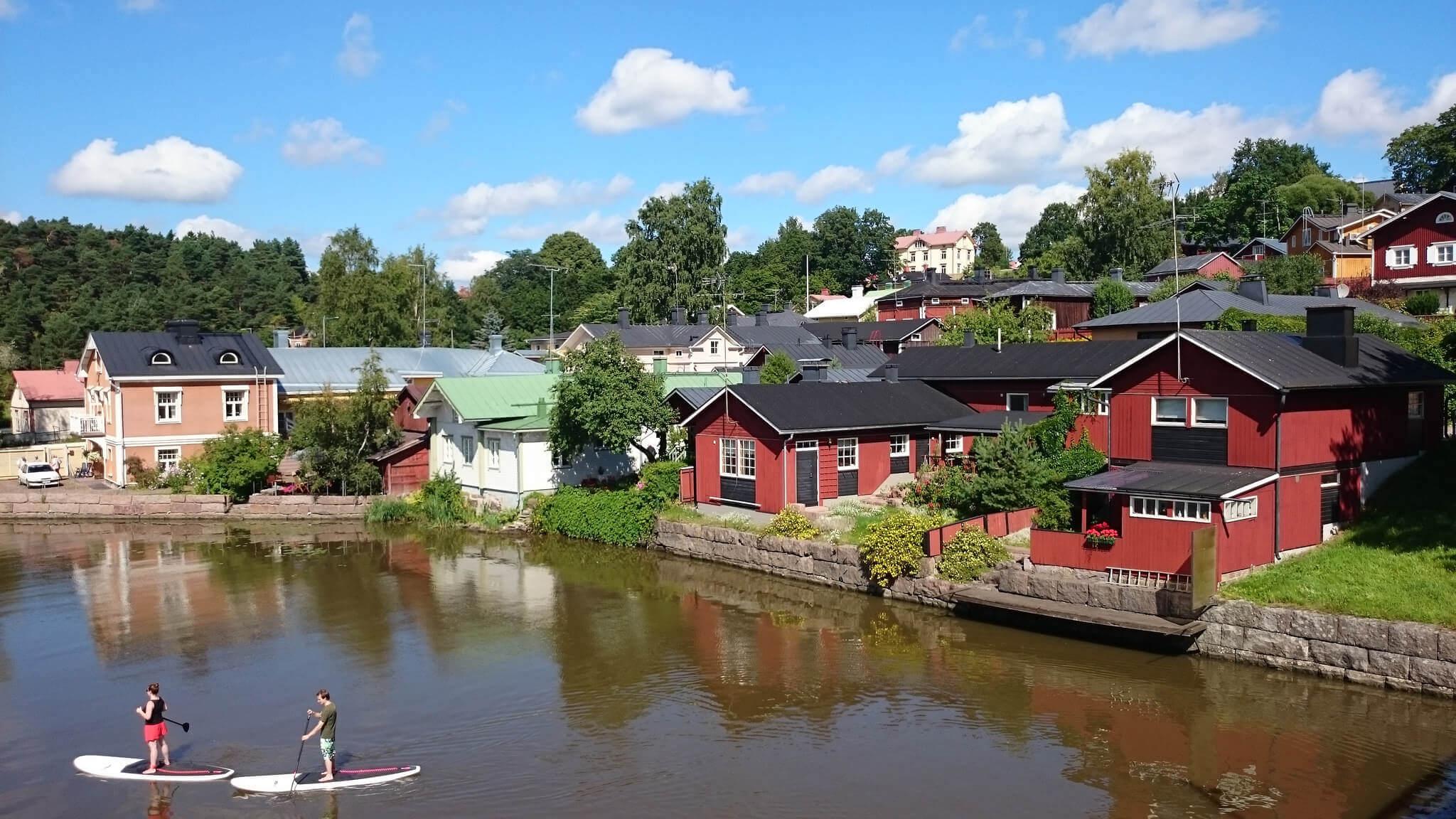 Лучшая страна в мире Финляндия по рейтингу The Good Country Index 2019 года