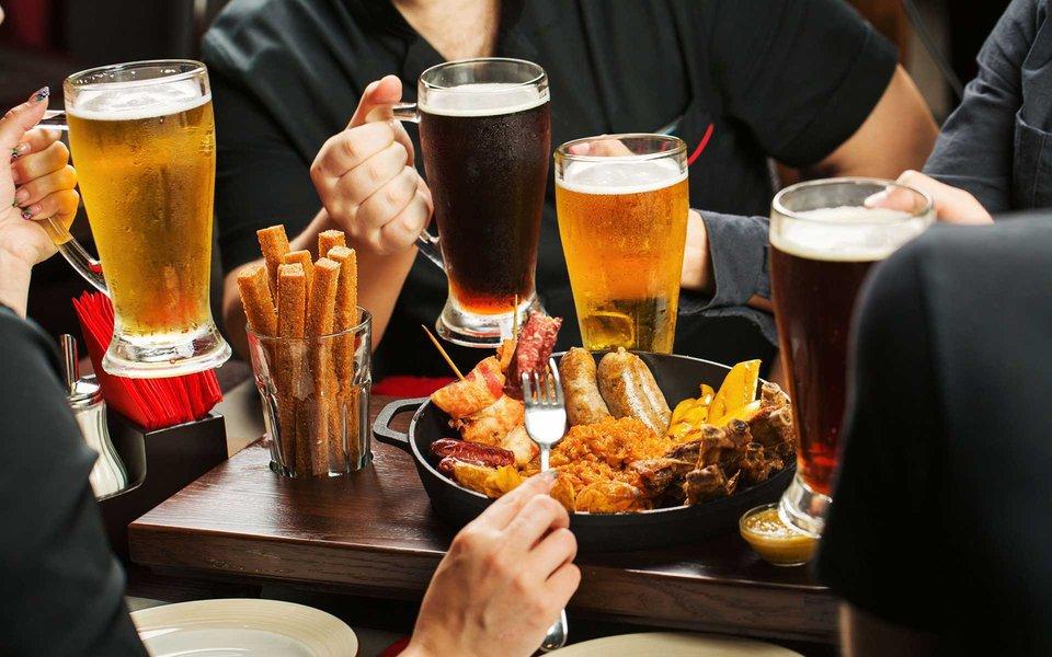 Продажа пива в 2021 году