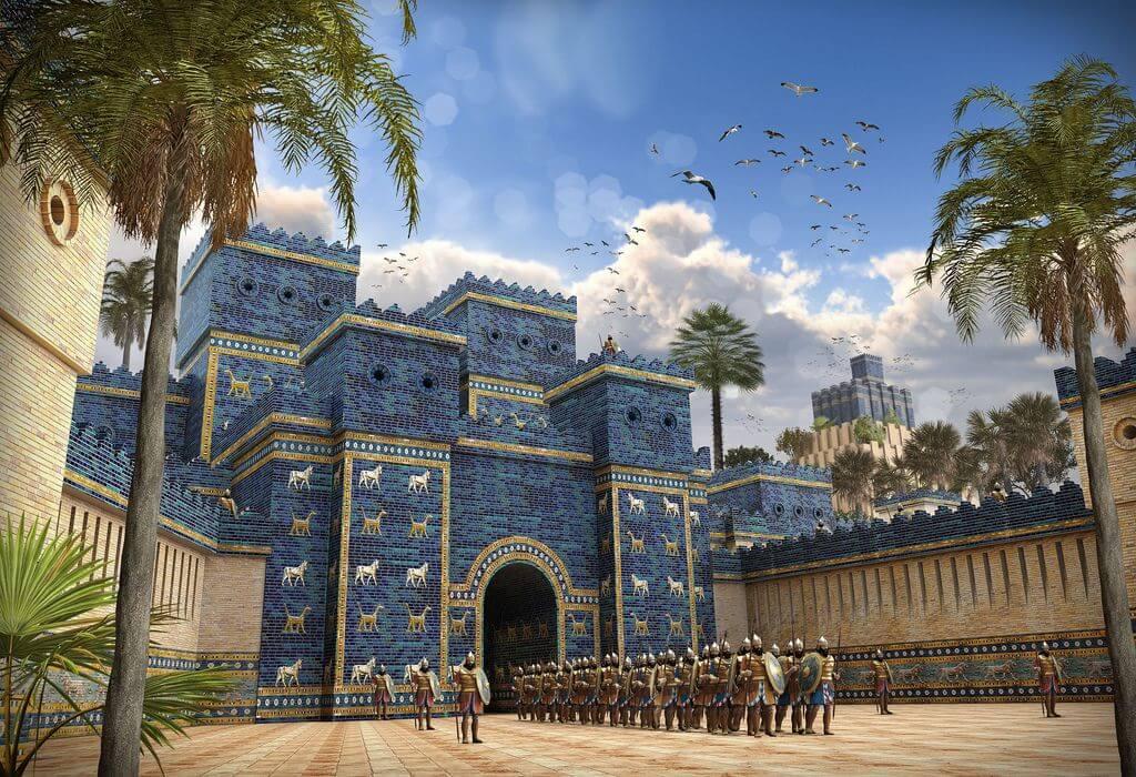 Интересные факты истории: увековеченное право Вавилона