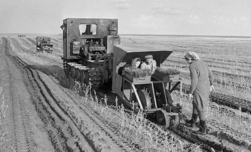 Аграрные реформы