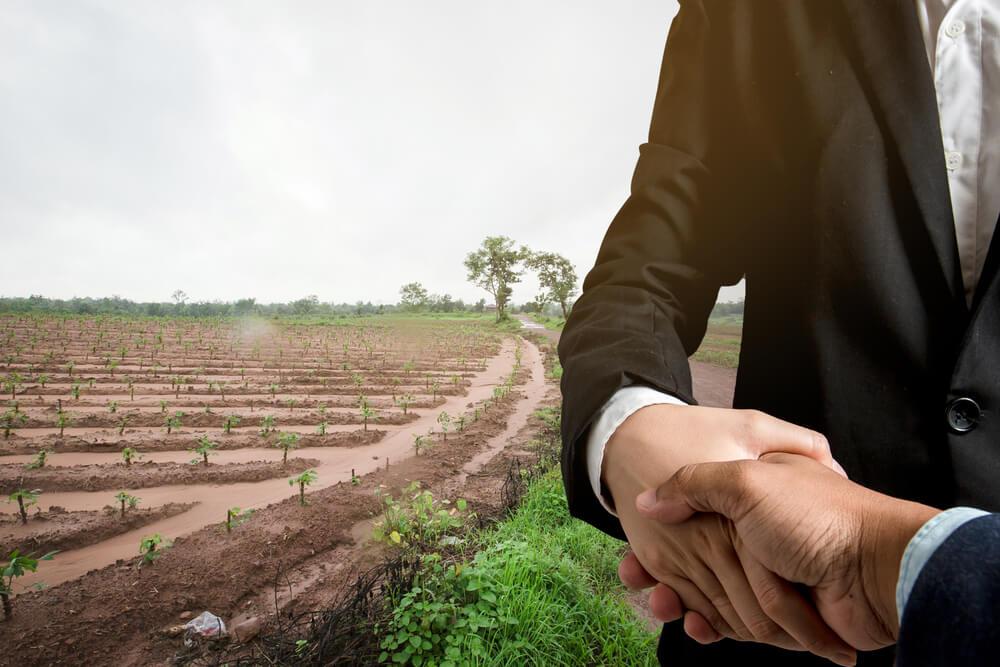 История земельного права России