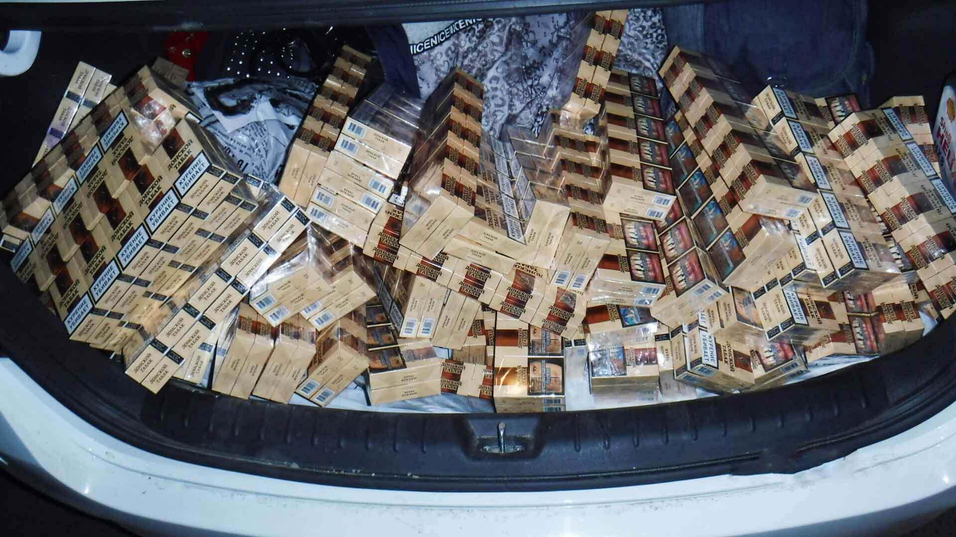 Сколько сигарет можно перевозить по России гражданину
