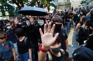 Гонконг – 2019 год: Как выясняют личности протестующих